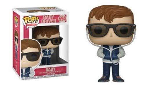 Funko POP! MOVIES: Baby Driver - Baby 30672
