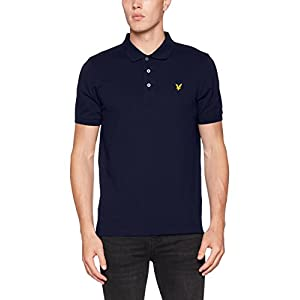 Lyle and Scott Men Polo Shirt - Cotton