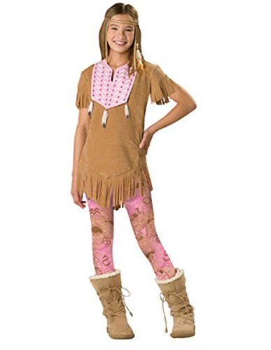 SASSY INDIAN TWEEN 10-12 -