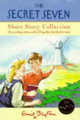 book cover of The Secret Seven Short Story Collection
