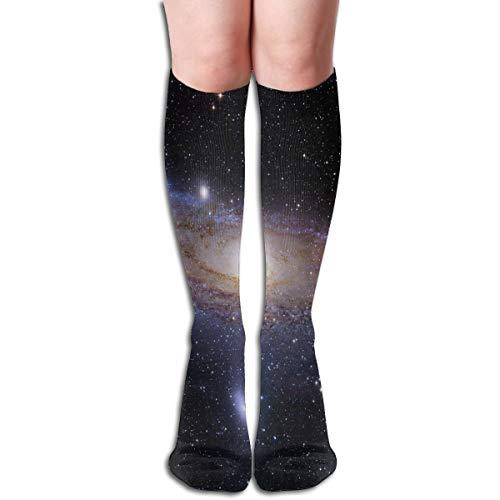 Socks Andromeda Galaxy Custom Personalized Womens Stocking Decor Sock Clearance for Girls