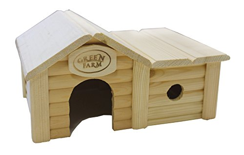 Small-Animal-House-with-Annex-for-Hamsters-and-Mice
