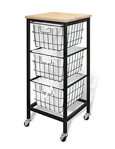 Utility 3 Drawer Tower - 2