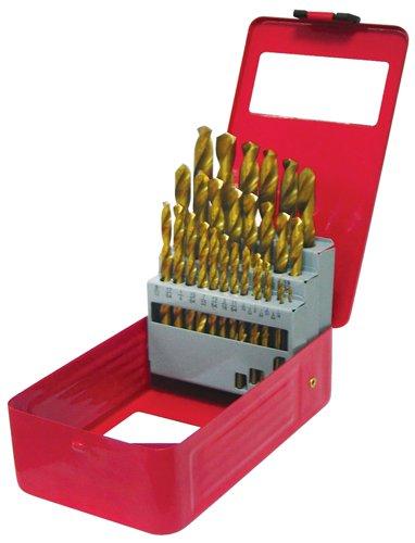 29 Piece Auto (ATD Tools 9229 Drill Bit Set - 29 Piece)