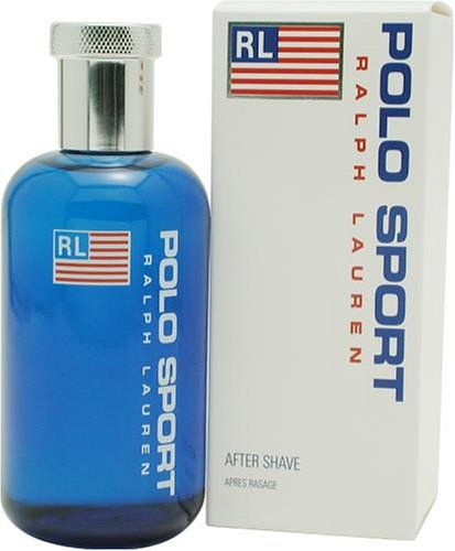 Polo Sport by Ralph Lauren for Men, After Shave, 4.2 Ounce