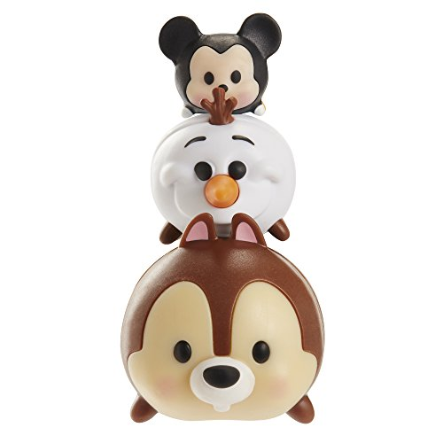 Mash Radar Costume (Tsum Tsum 3-Pack Figures: Chip/Olaf/Mickey)