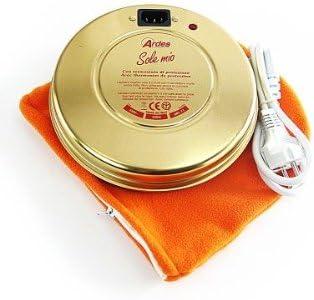 """Ardes"""" elektrische Wärmflasche Sole MIO - kuschelige Wärme aus Italien - 3 Minuten Laden für 3 Stunden Wärme"""