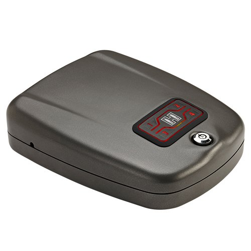 Hornady 98177 RAPiD Safe 2600KP Large Handgun Security Safe with RFID Technology (10.7 x 8.7 x 2.9-Inches)
