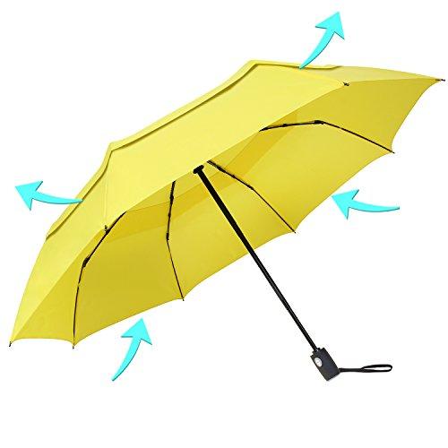 Rainlax Windproof umbrellas Automatic Umbrellas