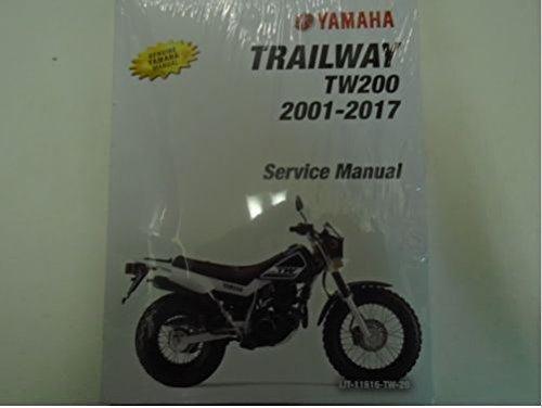Yamaha Tw 200 - 6