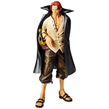 Banpresto One Piece 10.3-Inch The Shanks Master Stars Figure