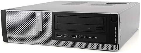 (Renewed) Dell Optiplex 7010 Business Desktop Computer (Intel Quad Core i5-3470 3.2GHz, 16GB RAM, 2TB HDD, USB 3.0, DVDRW, Windows 10 Professional)