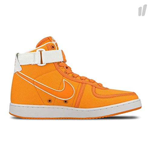 Nike Vandal High Supreme Cnvs QS Mens Fashion-Sneakers AH8605-800_11.5 - Bright Ceramic/White-White ()