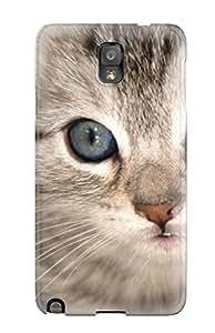7229608K38610076 Premium Durable Cat Fashion Tpu Galaxy Note 3 Protective Case Cover