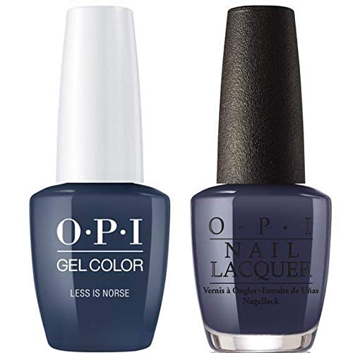 Gel Less - Less is Norse Nail Lacquer + Gel New Bottle I59