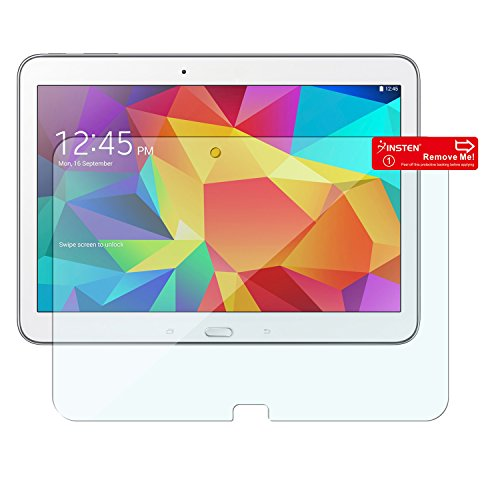 Insten Clear Screen Protector Compatible with Samsung Galaxy Tab 4 10.1 T530(PSAMT530SP01)