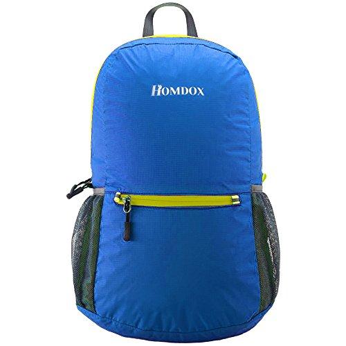 Homdox Lightweight Packable Backpack Resistant