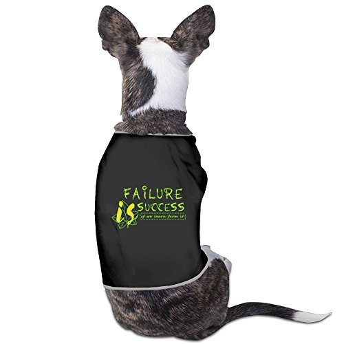 [Custom Pet Clothing Failure Is Success If We Learn From It For Dogs Cats 100% Polyester] (Katie Holmes Costumes)
