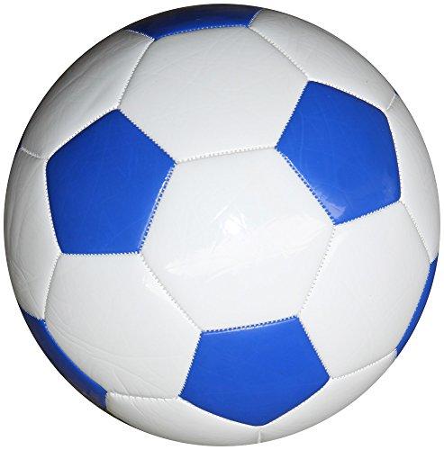 df7a1e72536a3 Boje Sport Football TPU Classique Taille 5, Couleur: Bleu-Blanc: Amazon.fr:  Sports et Loisirs