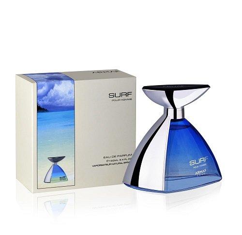 Armaf Luxe Surf 3.4 Eau De Parfum Spray for Men Sterling Parfum 34-SURF-M