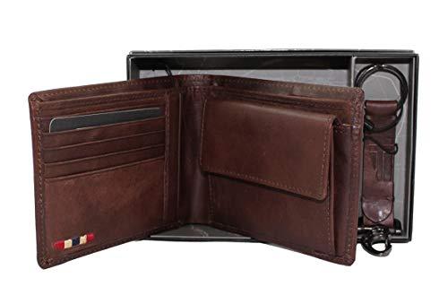 Portefeuille Coin Brown Pocket Porte C Billfold clés Set C 5 Hike Napapijri WwqSR8HYx
