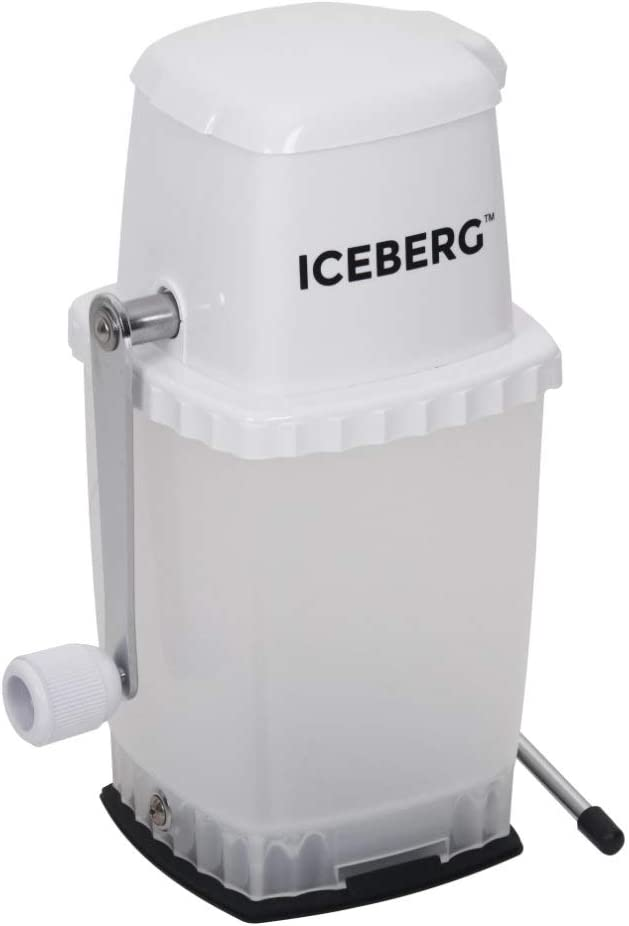 Time for Treats Iceberg ice crusher, 5 cups, white
