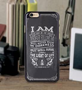 Christian Jesus Bible Verse Case For iPhone 6 Wholesale 4.7 inch