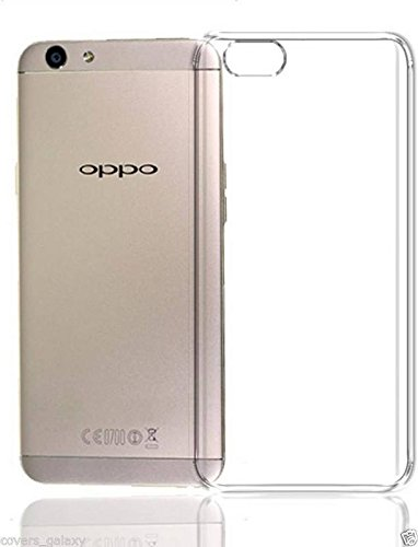 info for ef5e9 ab1c0 Generic Transparent Silicon Back Case Cover for Oppo F1s