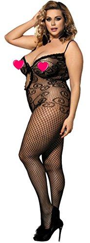 da Donna Bodystockings camicia marysgift aperto notte corpo I3104 Masquerade Cavallo Lingerie notte netto maglia vestito da calza pesce v1wwgq
