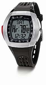 Sportline Duo 1025 - Reloj pulsímetro para hombre, color negro