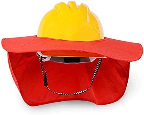 サンシェードヘルメット - UVプロテクションヘルメット (Color : A)