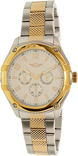 Invicta Men's 43659-002 Gold Stainless-Steel Quartz Watch