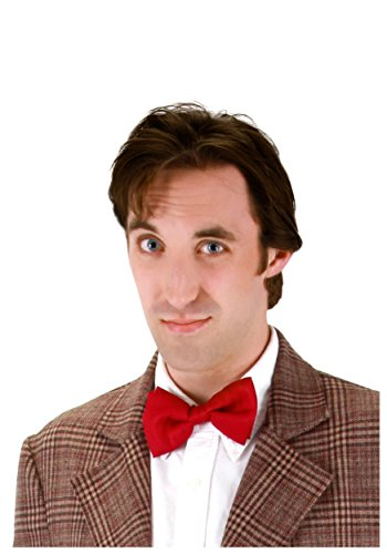 [elope Doctor Who Eleventh Doctor Red Bow Tie] (The Who Halloween Costume)