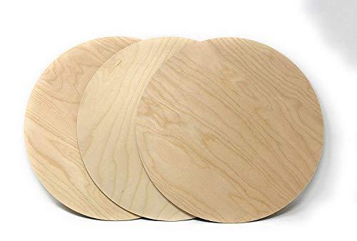 Gocutouts 12 Wooden Circle