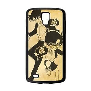 Japanese Cartoon Detective Conan Hard Plastic Back Case Cover Skin for Samsung Galaxy S4 Active i9295
