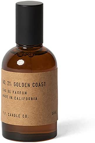 P.F. Candle Co. - No. 21: Golden Coast Eau de Parfum (1.7 fl oz / 50 ml)