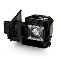 Projector Lamp TY-LA1001 Replacement Lamp with Housing for Panasonic TVs