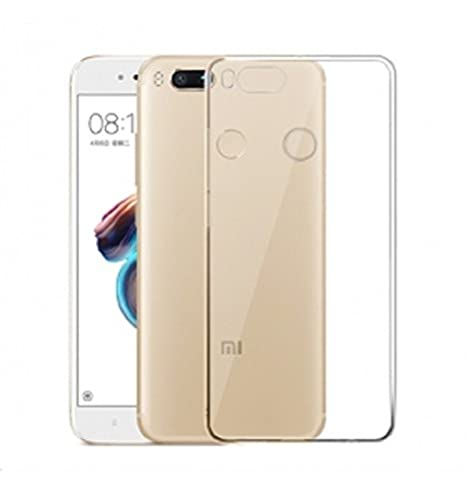sneakers for cheap 5756b 7d8fe NEW LAUNCH XIAOMI MI A1\LOFAD CASE TRANSPARENT BACK: Amazon.in ...