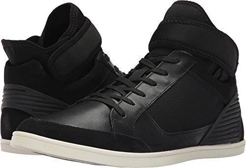 Aldo Mens Pianelle Fashion Sneaker In Pelle Nera
