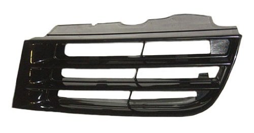 OE Replacement Mitsubishi Galant Passenger Side Grille Assembly (Partslink Number MI1200235)