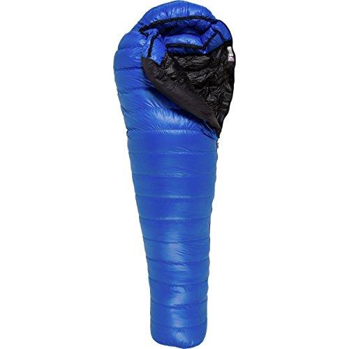 Western Mountaineering Antelope MF Sleeping Bag Royal Blue 6FT 6IN Left Zip