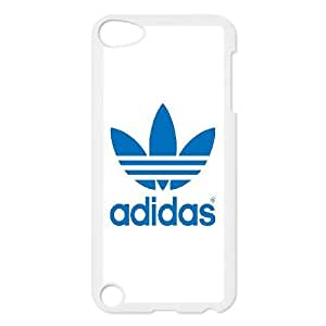 Adidas Logo 001 ipod 5 Cell Phone Case White Protective Cover