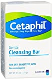 Cetaphil Gentle Cleansing Bar for Dry/Sensitive Skin 4.50 oz (Pack of 12) Review