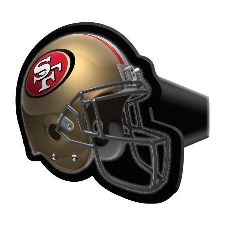 (NFL San Francisco 49ers Economy Hitch Cover)
