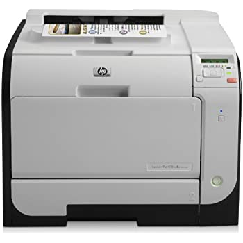 HP Laserjet Pro 400 M451dw Color Wireless Photo Printer (CE958A)  (Discontinued By Manufacturer)