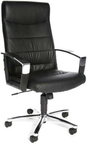 Topstar Master 50 S Al Leather Executive Office Chair Black Amazon De Kuche Haushalt