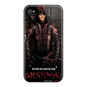 Hard Protect Phone Cases For Iphone 4/4s (hET6448bJft) Provide Private Custom Colorful Queen Image