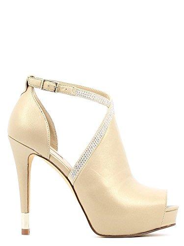 Guess - Zapatos de vestir para mujer Beige Beige