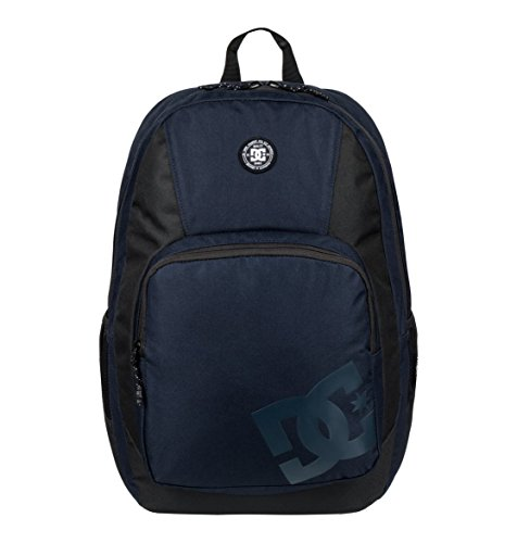 DC Men's the Locker Backpack, Dark Indigo (Dc Shoes Mens Backpack)