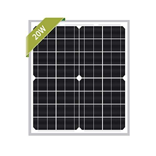 12v solar panel 10w - 8